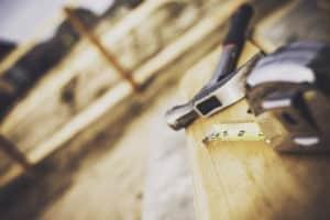 Tømrer og tømrerarbejdei Præstø